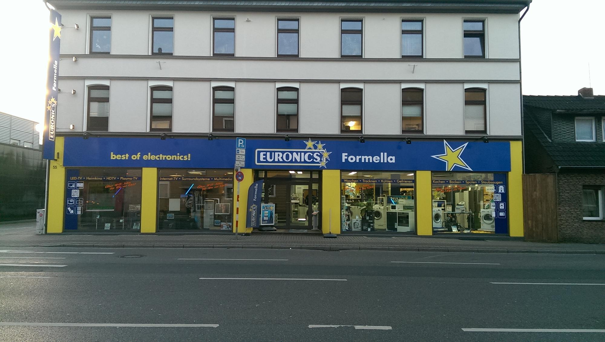 Waschmaschinen reparaturdienst euronics formella bottrop for Amica wuppertal